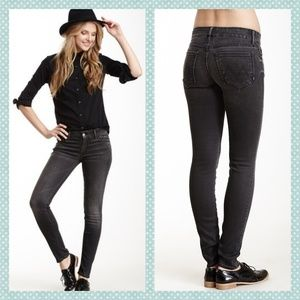 MOTHER The Looker Lies & Shadows Jeans